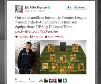 FIFA 13 un succès mérité | Coté Vestiaire - Blog sur le Sport Business | Scoop.it