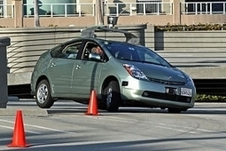 Have Google's Self-Driving Cars Hit A Technological Roadblock? - Forbes | Car technology | Scoop.it
