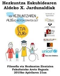 Hezkuntza eskubidearen aldeko X. Jardunaldiak FIHEZIn 2015/05/21ean | Pedalogica: educación y TIC | Scoop.it