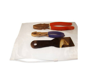 """Zipper Slider Bags-Doing The Job """"zip fast in a hurry'! 
