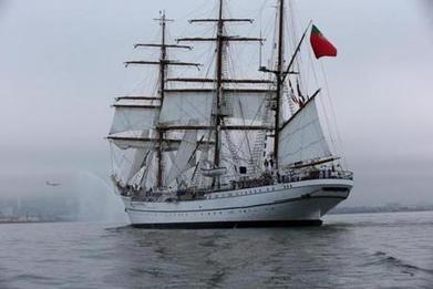 2 tall ships, Queen Mary 2 dock in Boston Harbor this weekend - The Boston Globe   Baroque   Scoop.it