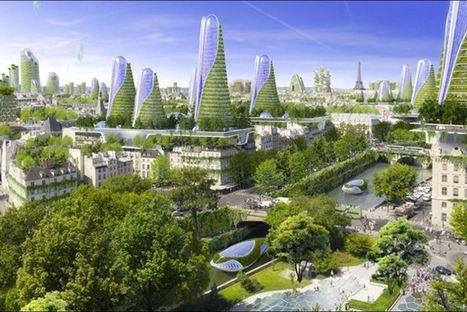 Paris Smart City 2050 - La capitale métamorphosée en 2050 ? | 2020, 2030, 2050 | Scoop.it