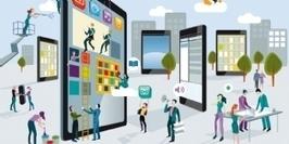 En 2014, aux Etats-Unis, le 'digital' a représenté 28% des investissements publicitaires | WebMarketing | Scoop.it