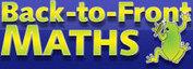 Free stuff | Teacher's Portal | Back-to-Front Maths | Kennedy Press | australian curriculum | Scoop.it