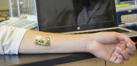 Un patch éthylotest connecté mesure votre alcoolémie en temps réel | La Wearable Tech | Scoop.it