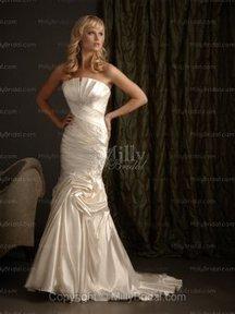 Wedding Dresses Silhouette - Millybridal.com   2014 wedding dress online   Scoop.it