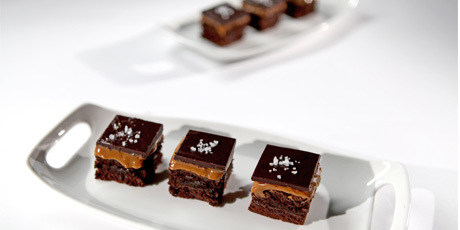 Recipe to Riches Season 2 - Recipe - Dulce de Leche Brownies | Diary of a serial foodie | Scoop.it