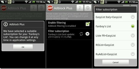 Block Ads On Android Devices With AdBlock Plus | WML Cloud | Android Guides | Scoop.it