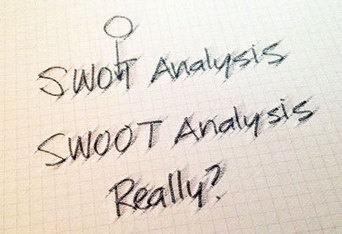 Strategic Thinking Exercise - 7 Ideas to Turn a SWOT Analysis into a SWOOT | :: The 4th Era :: | Scoop.it