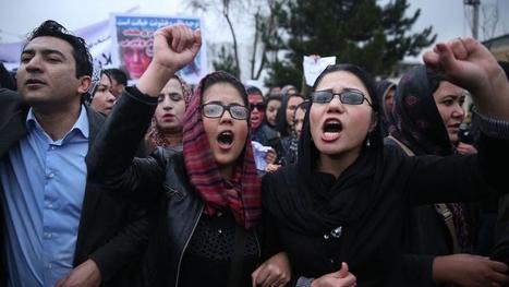 Le martyr d'une jeune femme lynchée à mort sidère la société afghane | A Voice of Our Own | Scoop.it
