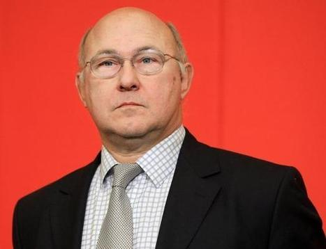 "Récession : ""l'échec flagrant d'un homme, Nicolas Sarkozy"" (M. Sapin) 