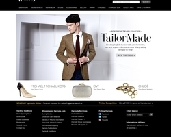 Harrods ups digital strategy with new mobile site - Retail Gazette   ThinkinCircles   Scoop.it