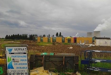Une école installée à l'ombre d'une centrale nucléaire au mépris des règles de sécurité, c'est la France | Nucleaire | Scoop.it