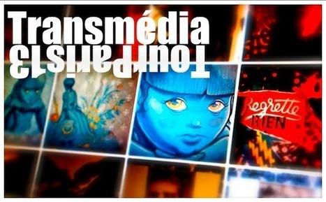 Tour Paris 13, quand le transmedia grave le street-art sur le Web | La digitalisation du street-art | Scoop.it