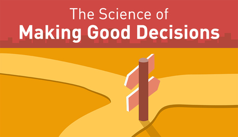 The Science of Making Good Decisions   Personal Branding & Leadership Coaching   Scoop.it