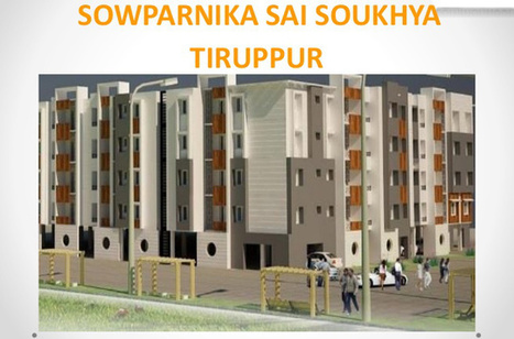 2 BHK Apartment / Flat for Sale in Tiruppur, Tiruppur - PRP3587   Realty Needs Real Estate Portal in india   Scoop.it