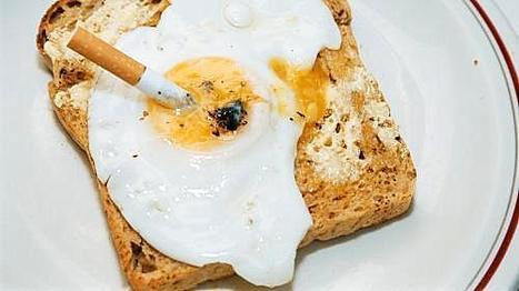 Le cholestérol du jaune d'œuf aurait les mêmes vertus que la fumée de cigarette | Ca m'interpelle... | Scoop.it