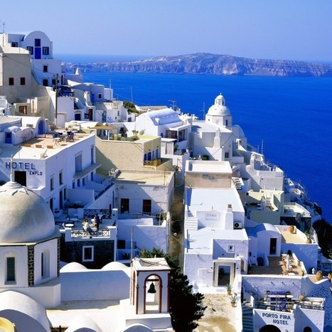 Stunning Photos That Will Make You Want To Visit Greece –... | Pinpopular | Scoop.it