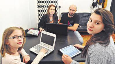 Compartir la tecnología con los hijos mejora los vínculos | TIC, TAC , Educación | Inmersión en TIC | Scoop.it