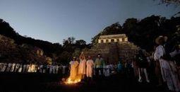 Fin du Monde : Peace and Love chez les Mayas au Mexique - Metro France   Apocalypse 2012 par CASA   Scoop.it