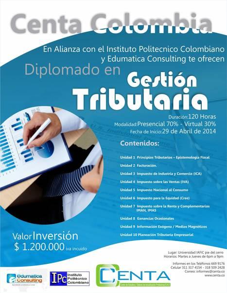 Diplomado de Gestión Tributaria | e-learning social | Scoop.it