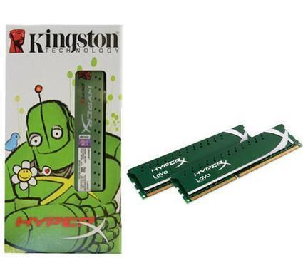 Kingston Hyper-X 1600 1.35v 8G (4x2) - Computer Solution : Inspired by LnwShop.com | Computer Solution | Scoop.it