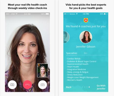 Vida app manages chronic conditions | MHealth | Scoop.it