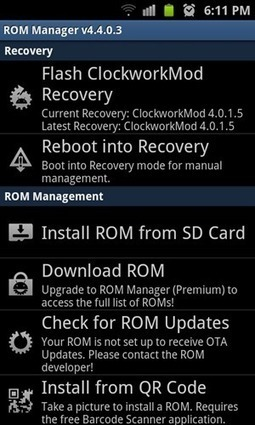 How To Root Galaxy Nexus On ICS - Complete Guide To Root Galaxy Nexus | Geeky Android | Android Discussions | Scoop.it