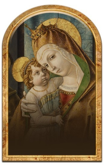 The Lost Great Beauty of Le Marche - Ornament & Illusion: Carlo Crivelli of Venice | Le Marche another Italy | Scoop.it