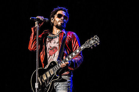 Lenny Kravitz announces new live DVD 'Just Let Go' | Music business, communication & marketing news feed | Scoop.it