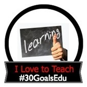 Goal: Why I Teach – Teacher Reboot Camp | Technology in the Classroom; 1:1 Laptops & iPads & MORE | Scoop.it