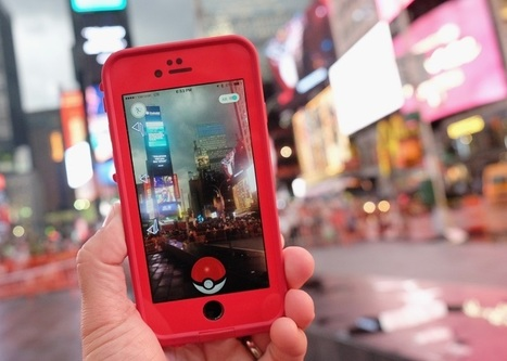'Pokémon GO' Inspires Book Hunting Game In Belgium: Locals Prefer Harry Potter To Pikachu? | LibraryLinks LiensBiblio | Scoop.it