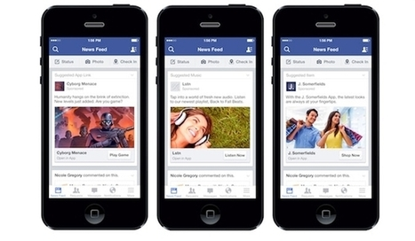 MOBILE - How Brands Should Prepare For The Season Of Mobile On Facebook | Social media | Scoop.it
