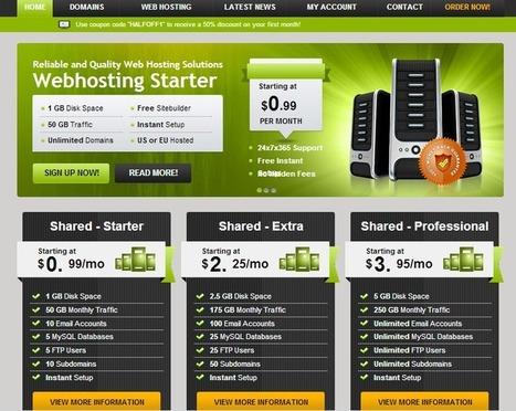 Cheap Web Hosting | Stuffs | Techies | Cheap Web Hosting[Craftingservers] | Scoop.it