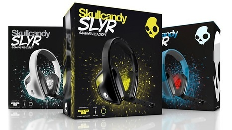 Gear Review:  Skullcandy SLYR Gaming Headset | Original-Gamer.com | Best Gaming Headsets | Scoop.it