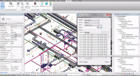 Ideate Explorer for Revit to optimize the works of MEP Engineers | BIM Forum | Scoop.it
