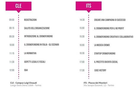 Torino Crowdfunding   Crowdfunding e sussidiarietà orizzontale. Integrazione, confronto e limiti.   Scoop.it
