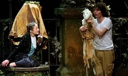 The Happy Prince by Oscar Wilde – fairytales for all ages | The Irish Literary Times | Scoop.it
