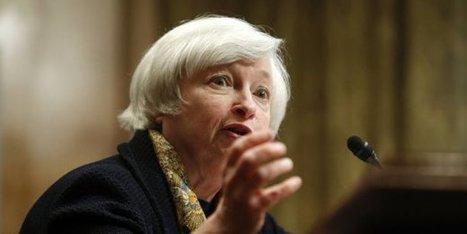 Pourquoi la Fed réajuste (encore) son discours | ECONOMIE ET POLITIQUE | Scoop.it