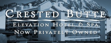 Elevation Hotel is Now Privately Owned | Fly Fishing | Scoop.it