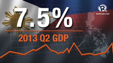 PH grows 7.5% in Q2 | Inclusive Business in Asia | Scoop.it