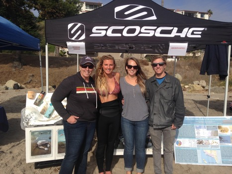 Leadbetter Classic: Surf & Pollution Ed | Coastal Restoration | Scoop.it