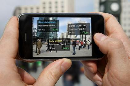 Augmented Reality - Marketing-Trend mit Zukunft | Mobile-Maker | Augmented Reality und Spiele | Scoop.it