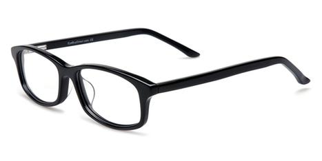Norfolk   Black   Men Plastic Eyeglasses   EyeBuyDirect.com   Atticus   Scoop.it