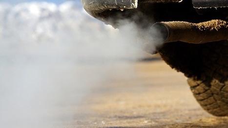 Crean una acera que se 'come' la contaminación del aire | Ecología | Scoop.it