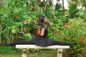 Ashanti Garcia Airbender - Yoga Belize | Belize in Social Media | Scoop.it