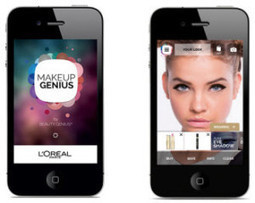 L'Oreal App Holds Mirror to Consumer Insights « Bryan Pearson ... | Insights Consumer Communities Market Research | Scoop.it