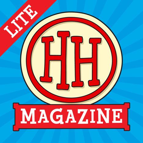 Horrible Histories Magazine Lite   iPads and Pedagogy   Scoop.it