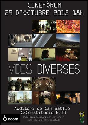 "Documental ""vides diverses"" | Vida independiente | Scoop.it"