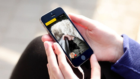 Samba Offers A New Video Messaging App That Records Your Friends' Reactions   TechCrunch   smart phone   Scoop.it